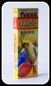 """Łakoć Jajeczny """"E"""""""
