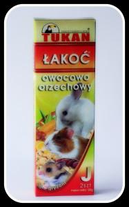 """Łakoć Owocowo-Orzechowy """"J"""""""