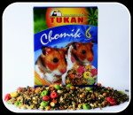 Pełnowartościowy pokarm dla Chomika  600 ml
