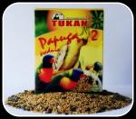 Pełnowartościowy pokarm dla Papug Średnich  600 ml