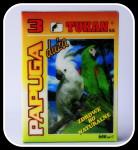 Pełnowartościowy pokarm dla Dużych Papug 600 ml